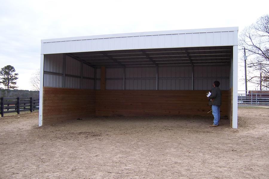 Barns & Running Sheds
